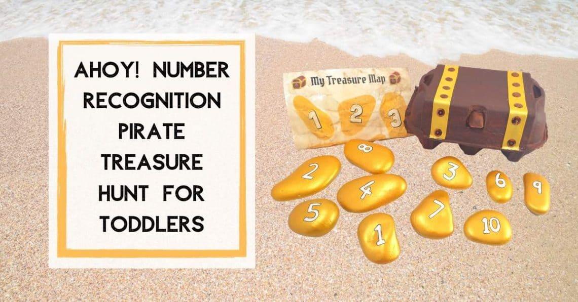 Toddler Treasure Hunt