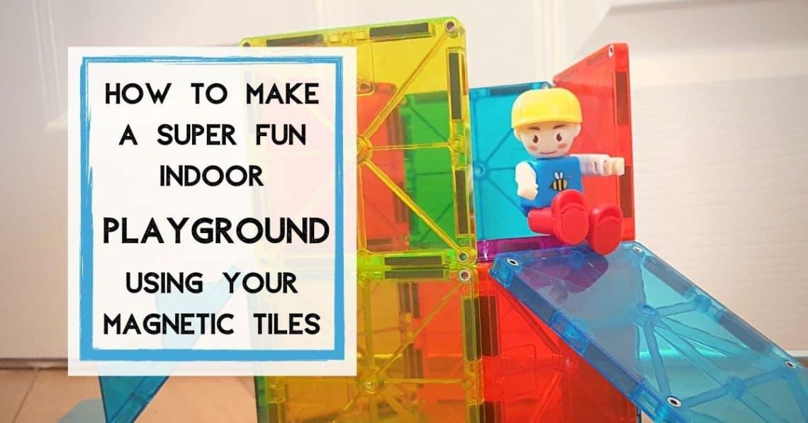easy magna-tiles ideas