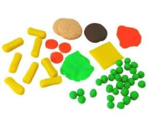 Benefits of Playdough with Playdough Learning Creativity