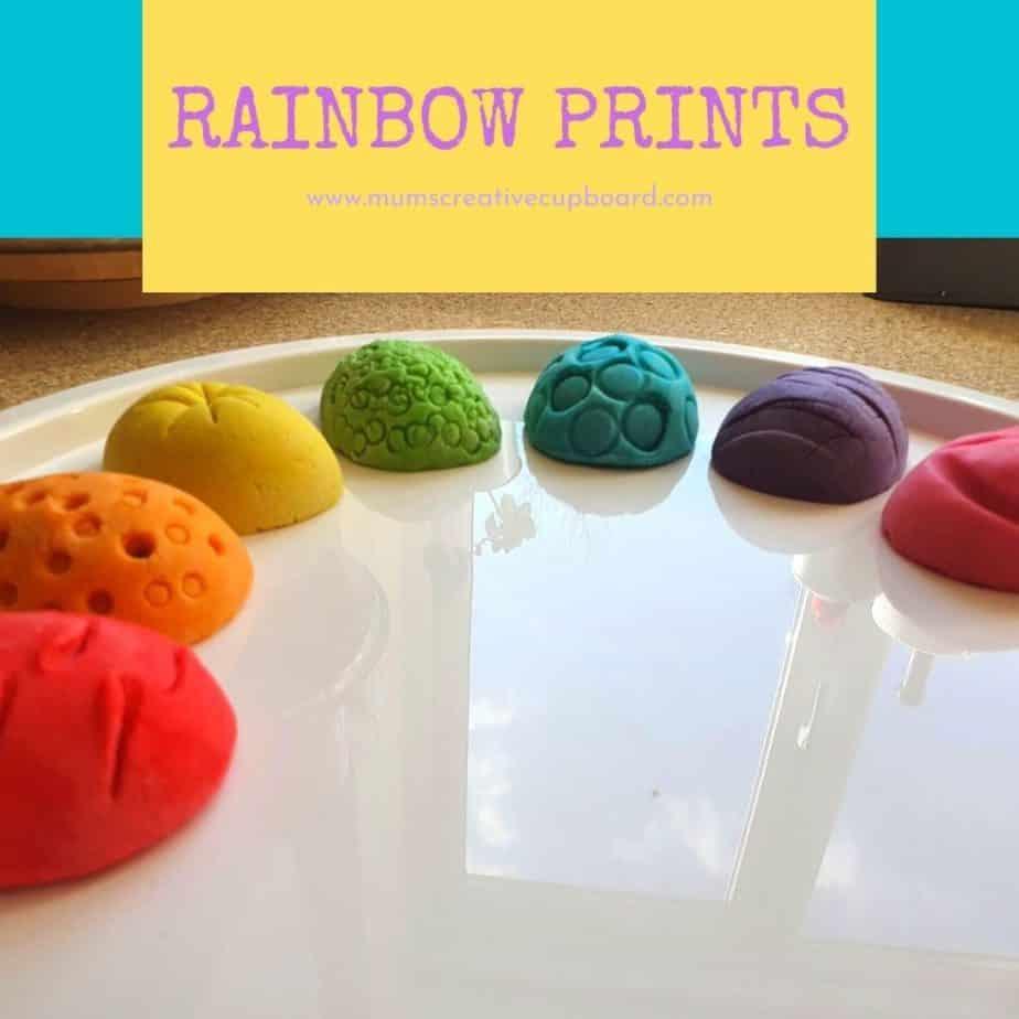 easter egg rainbow patterns