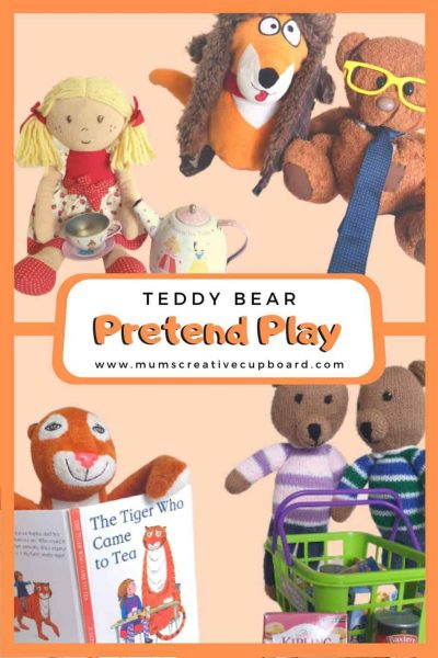 Imaginative Play for Toddlers