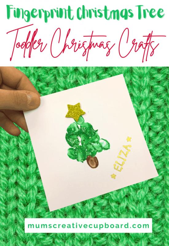 Christmas tree fingerprints