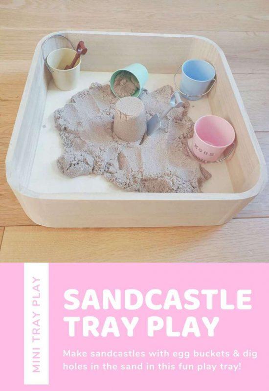 sandcastle play