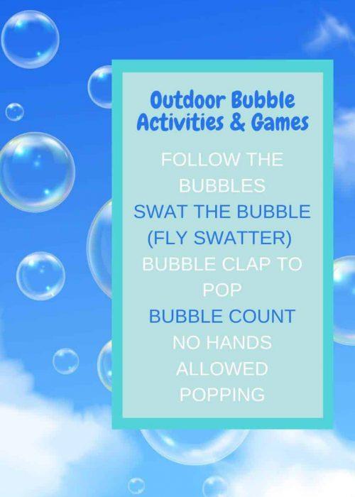 Outdoor Bubble Activities & Games (1)